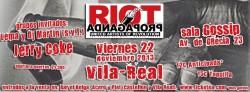 Riot Propaganda en Villarreal