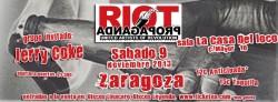 Riot Propaganda en Zaragoza