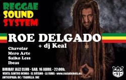 Roe Delgado, Dj Keal, Chavolar, Mero arte y más en Logroño