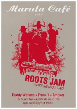 Roots Jam en Madrid