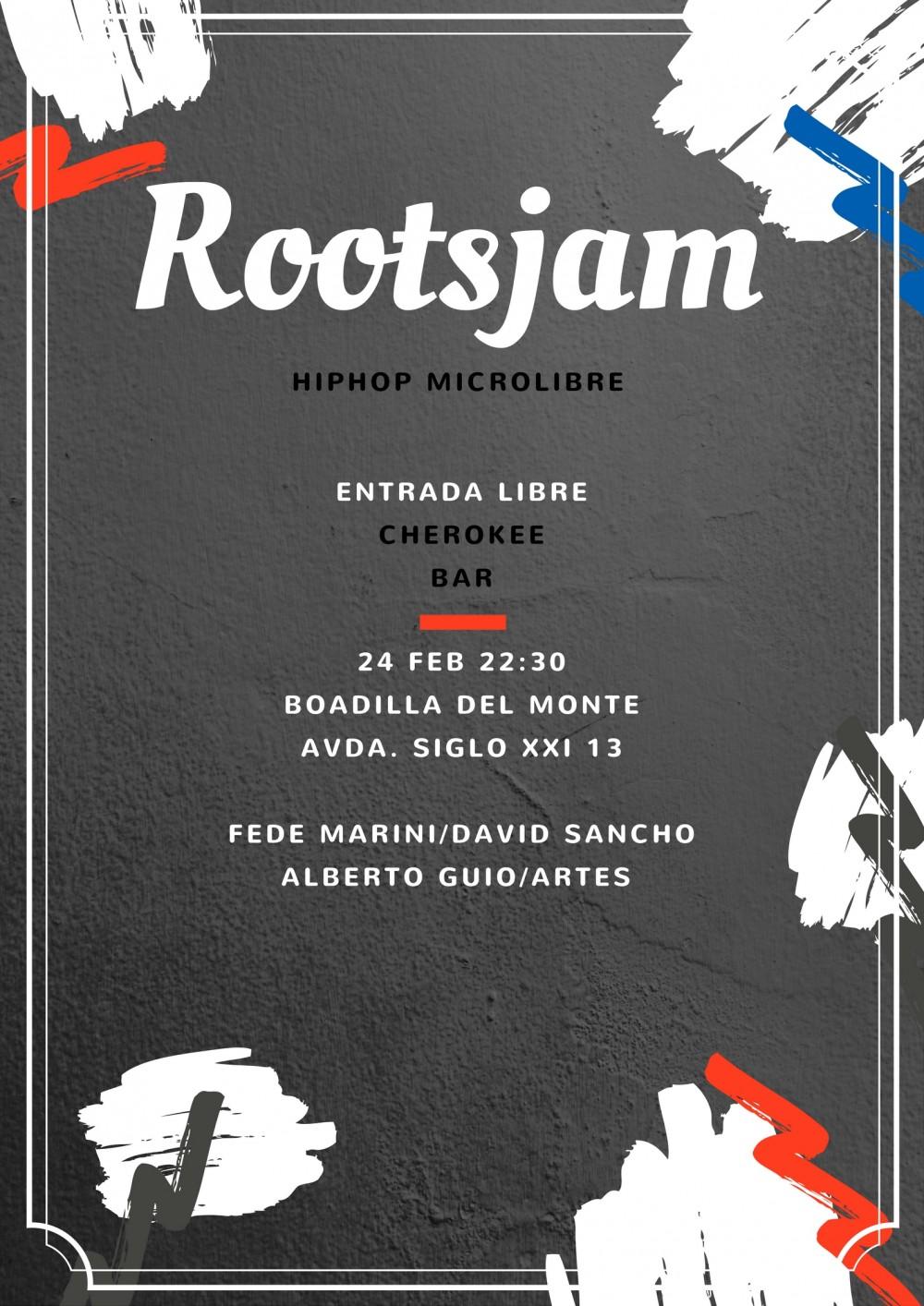 Rootsjam en boadilla en boadilla del monte concierto hip hop groups - Trabajo en boadilla del monte ...