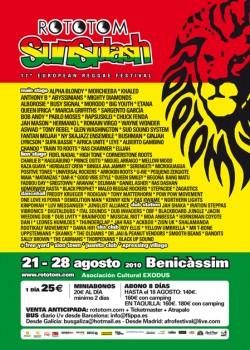 Rototom Sunsplash 2010 (Día 8) (Castellón)