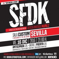 SFDK (2º Fecha) en Sevilla