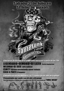 SanfeFunk 2010 3ª Ed. (Girona)