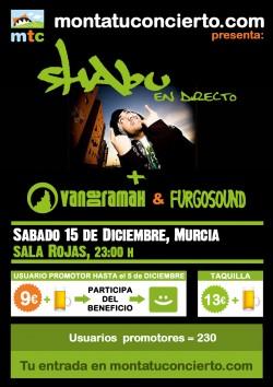 Shabu en Murcia