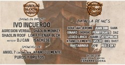 Shaolin Block Party en Esparreguera
