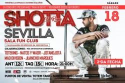 Shotta 2ª Fecha en Sevilla