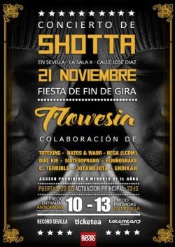 Shotta (Segunda fecha) en Sevilla