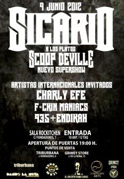 Sicario en Madrid