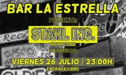 Stahl Inc. en Huesca