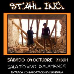 Stahl Inc. en Salamanca