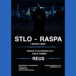 Stlo y Raspa en Reus