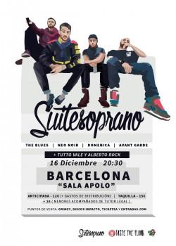 Suite Soprano en Barcelona