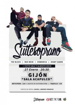 Suite Soprano en Gijón
