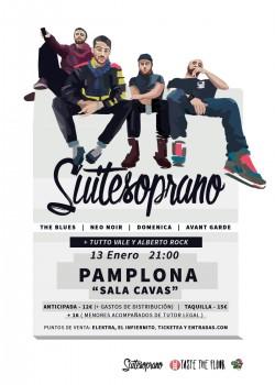 Suite Soprano en Pamplona