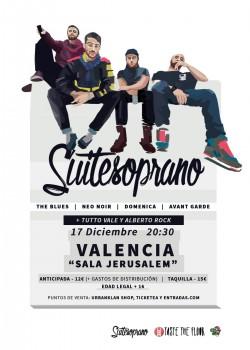 Suite Soprano en Valencia