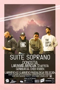 "Suite Soprano presenta ""Domenica"" en San Sebastian"