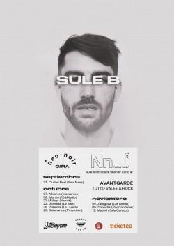 """Sule B presenta """"Neo noir"""" en Málaga"""