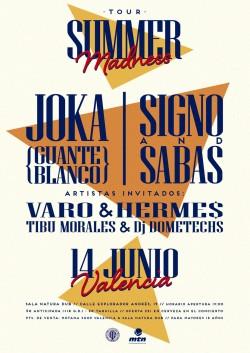 Summer Madness Tour en Valencia