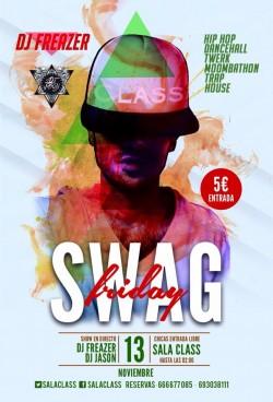 Swag Friday en Elda