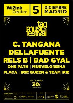 TAG Music Festival en Madrid