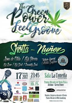 The Green Power Feel Groove en Jerez De La Frontera