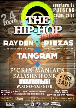 The Hip-Hop Festival en Alicante