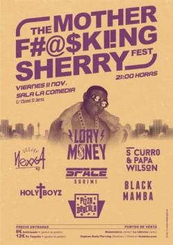 The MF Sherry Fest en Jerez De La Frontera