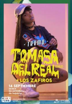 Tomasa del real y Lo$ zafiro$ en Madrid