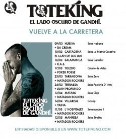 Toteking en Huelva