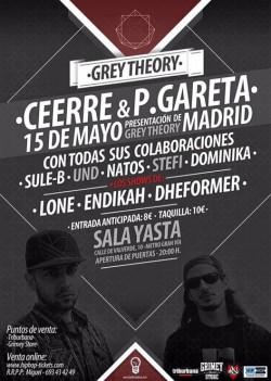 Tour Gris en Madrid