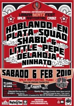 Urban Beatz Fest (CDZ) en Cádiz