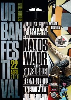 VIII Urban Festival en Torrejon De Ardoz