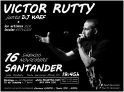 Victor Rutty en Santander