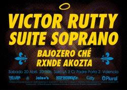Victor Rutty y Suite Soprano en Valencia