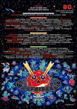 Viña Rock 2016 - Día 1 en Villarrobledo