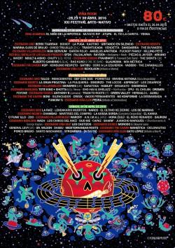 Viña Rock 2016 - Día 3 en Villarrobledo