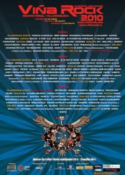 ViñaRock 2010: XV Festival Arte-Nativo (Día 1)