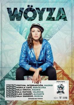 """Wöyza presenta """"Pelea"""" en Alicante"""