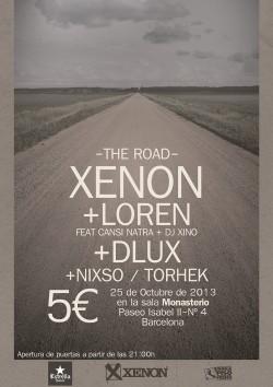 """Xenon presenta """"The Road"""" en Barcelona"""