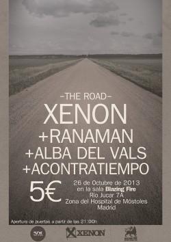 """Xenon presenta """"The Road"""" en Móstoles"""