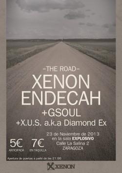 "Xenon presenta ""The Road"" en Zaragoza"