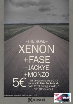 "Xenon presenta ""The road"" en Vic"