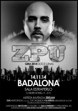 ZPU en Badalona