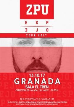 """ZPU presenta """"Espejo"""" en Granada"""