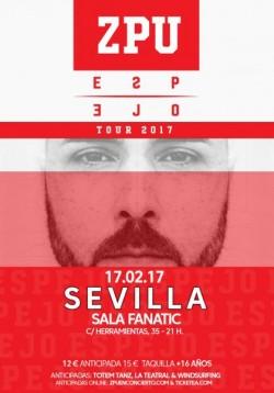 """ZPU presenta """"Espejo"""" en Sevilla"""