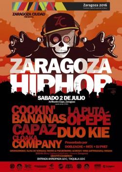 Zaragoza Ciudad Hip Hop Festival 2011 en Zaragoza