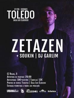 Zetazen en Toledo