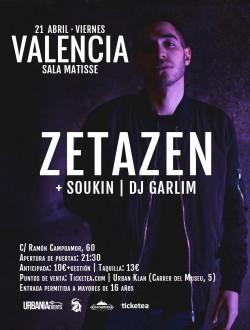 Zetazen en Valencia