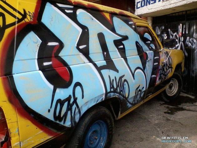 3AD en México D.F.